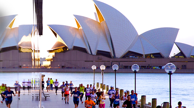 On your mark: how to prepare for the City 2 Surf (фото 3)