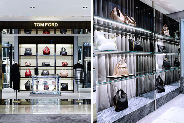 Now you can buy Tom Ford womenswear in Australia, thanks to Harrolds