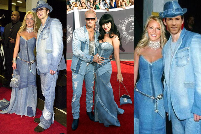 Double denim redux: the art of the Canadian tuxedo