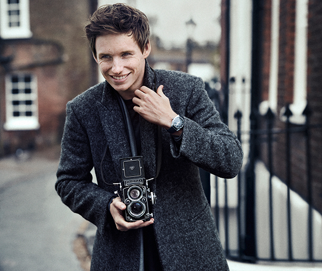 All about Eddie: why you'll be seeing a lot more of this Brit star