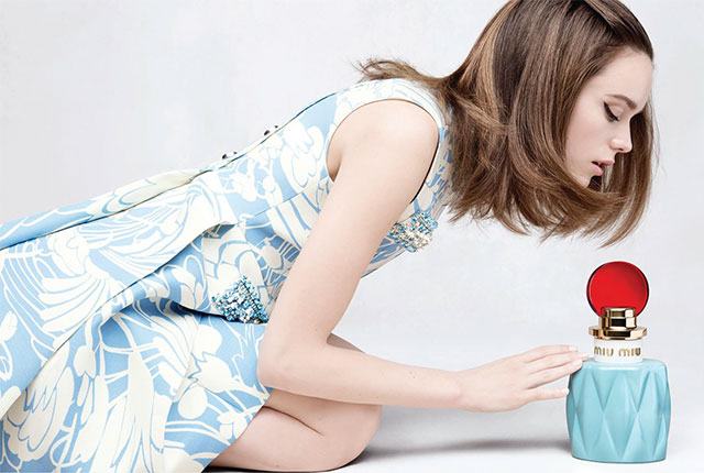 Video reveal: Miu Miu's first fragrance has arrived