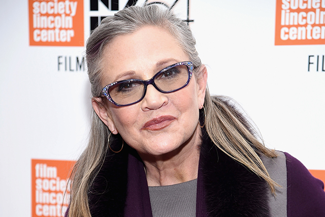 Carrie Fisher's autopsy results reveal a cocktail of drugs (фото 1)