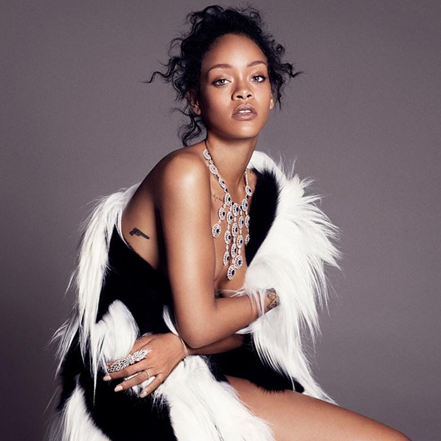 Did you miss this? Rihanna has ANOTHER project in the works