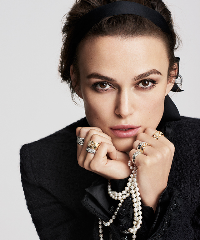 watch keira knightley takes the chanel crush quiz buro 24 7 australia. Black Bedroom Furniture Sets. Home Design Ideas