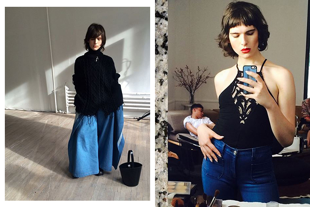 Breaking: Transgender model Hari Nef signs with IMG (фото 5)