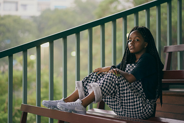 Tkay Maidza on style, sneakers and staying fit (фото 1)