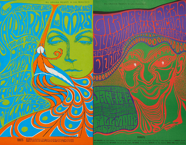 Sex, drugs and rock'n'roll: 5 ways to get psychedelic in San Francisco