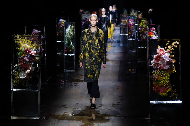 There's a Dries Van Noten documentary in the works