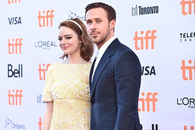 "Emma Stone on Ryan Gosling: ""We have really good chemistry"" (фото 5)"