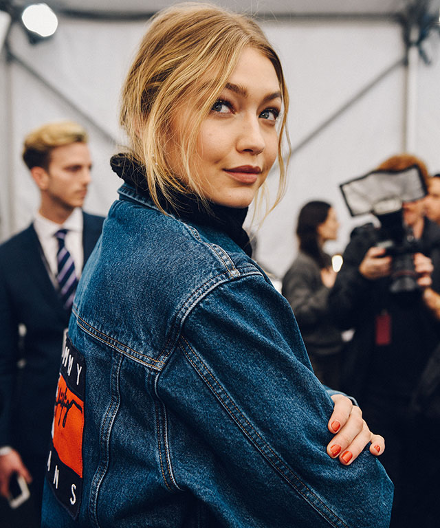 Exclusive: Gigi Hadid on her very own fragrance