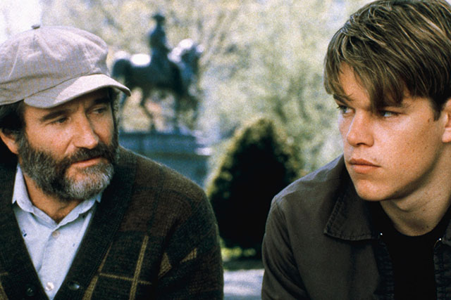 4 incredible untold facts about 'Good Will Hunting'