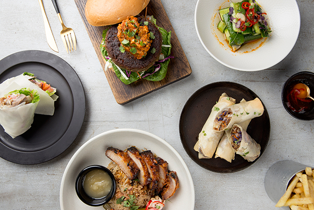 Duck sliders and fries?! Chippendale's new Chinese burger joint