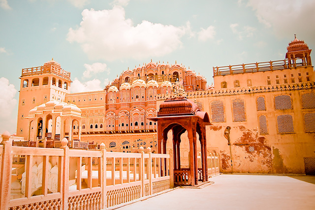 Buro city guide: Jaipur