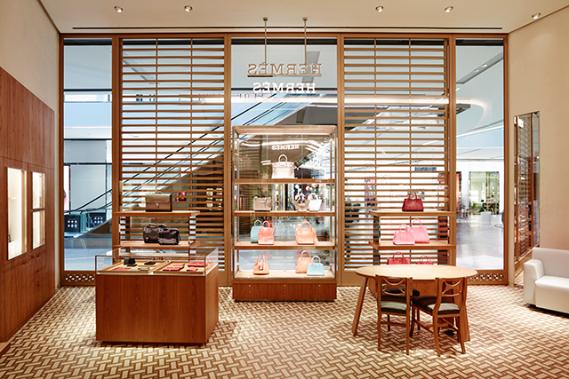Hermès is moving! All about its new Gold Coast home