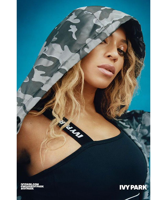 Beyoncé calls on the family for the new Ivy Park collection (фото 2)