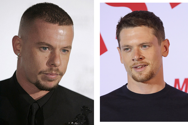 Guess which actor is set to play Alexander McQueen in a movie?