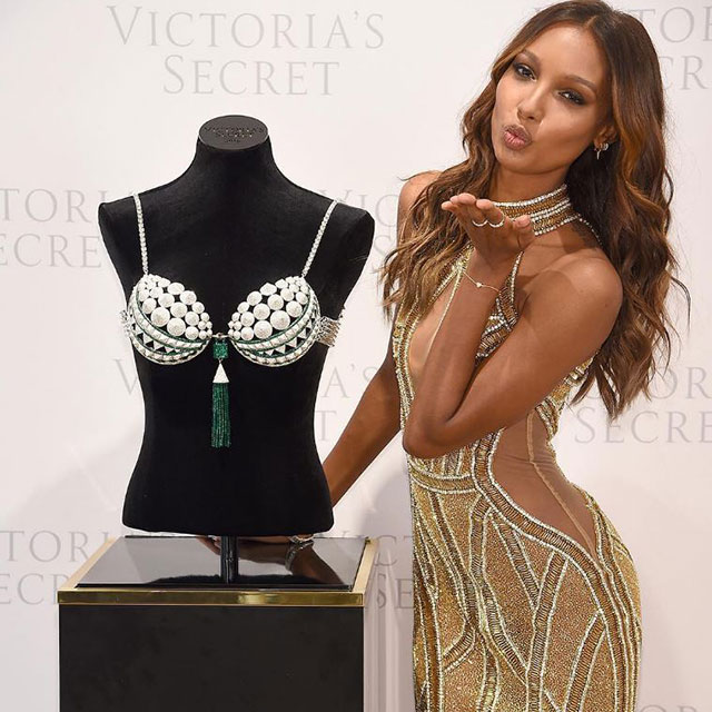 Guess which VS angel will be wearing the $3M Fantasy Bra this year? (фото 1)