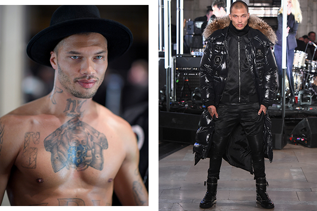 The Hot Felon just made his runway modelling debut (фото 1)