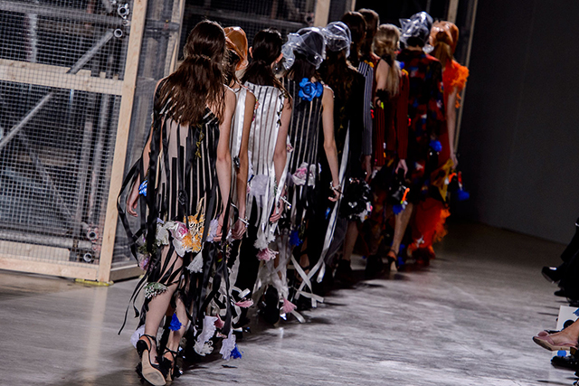"Christopher Kane: ""It's ridiculous how much they expect"""