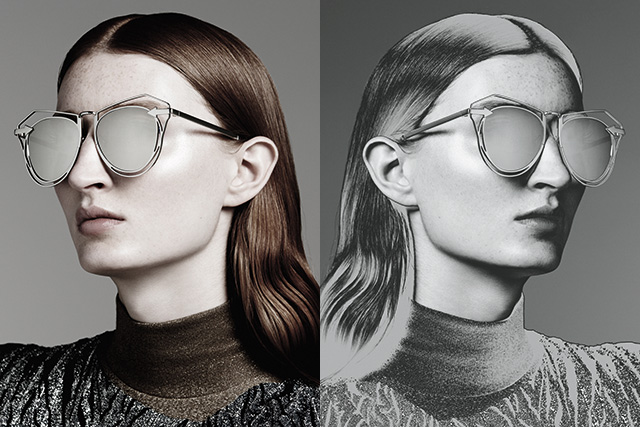 Full metal racket: Karen Walker launches killer shades for spring (фото 1)