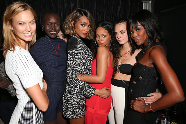 Naomi Campbell reveals what she really thinks of next-gen models (фото 1)