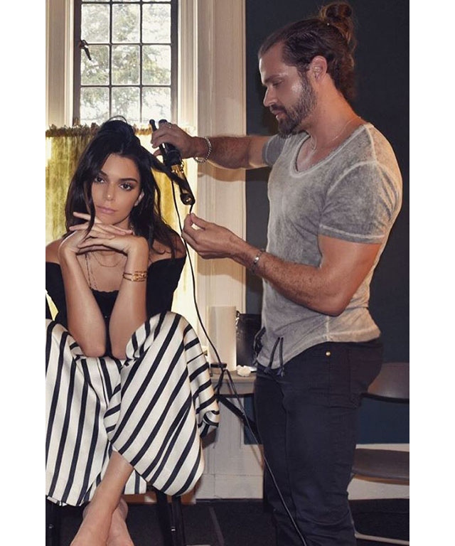 Kendall and Kylie's hair stylist reveals their hair secrets