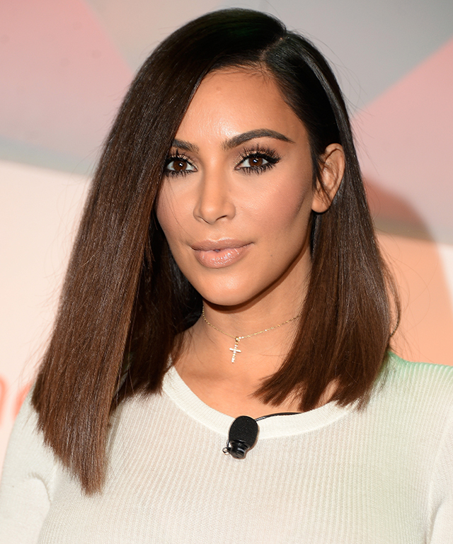 Kim Kardashian makes her next saintly move