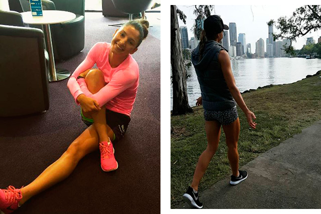 Pro netballer Kim Ravaillion tests the ultimate running shoe (фото 4)