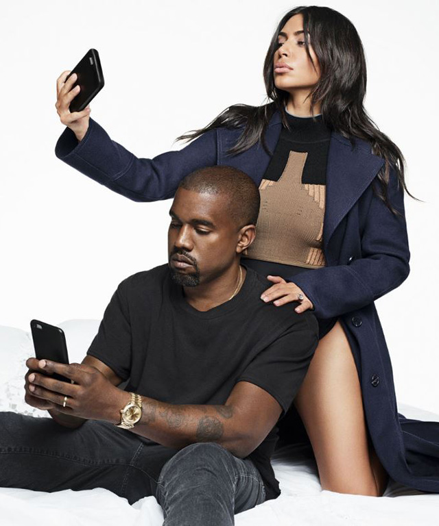 10 hilarious quotes from Kim and Kanye's Gone with the Wind shoot