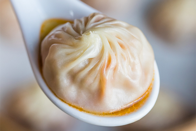 Din Tai Fung have launched crazy-hot Dumpling Roulette