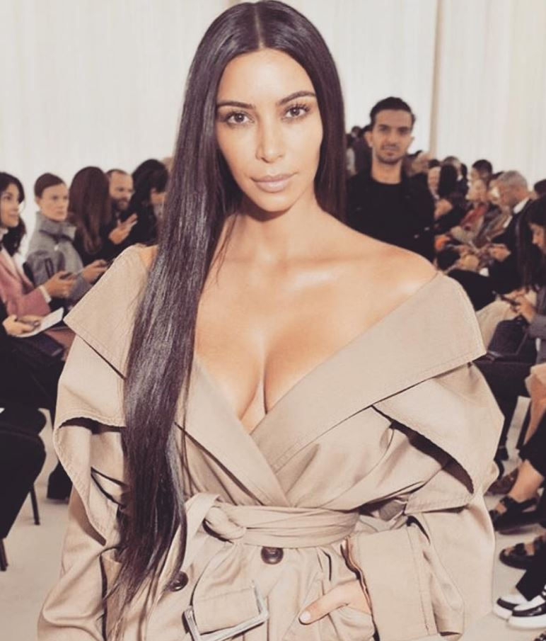 Kim Kardashian's hair stylist Jen Atkin chats all things hair (фото 3)