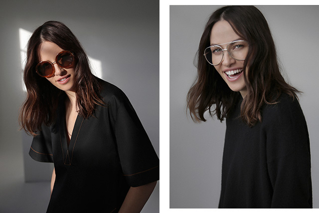 Kym Ellery on eyewear, arguments and French girl style (фото 1)