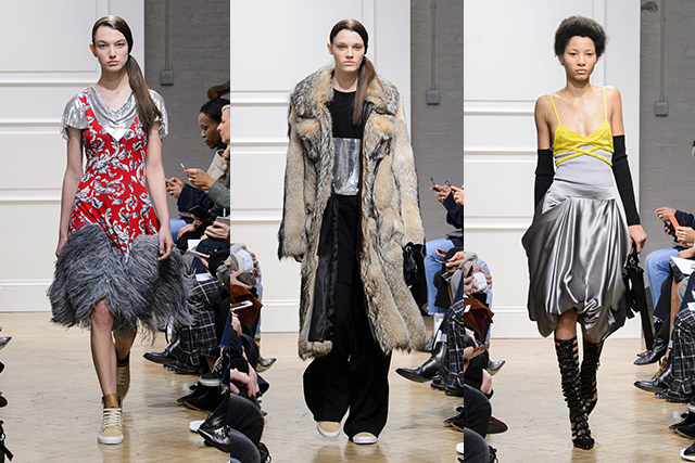 LFW wrap up: Anarchy, alpine adventures and a Hadid-inspired show