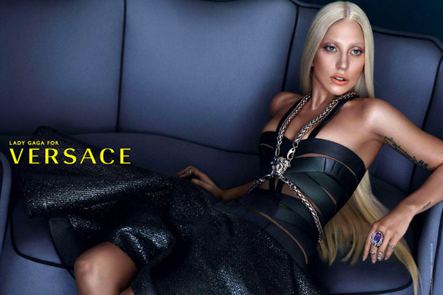 Lady Gaga will play Donatella Versace in a new series (фото 1)