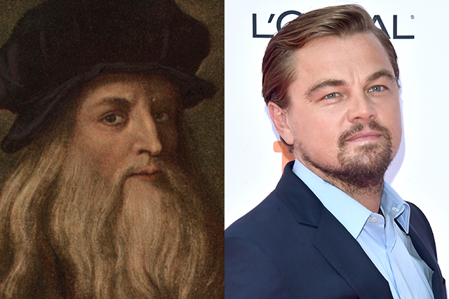 Leonardo DiCaprio's next film role is hilariously close to home (фото 1)