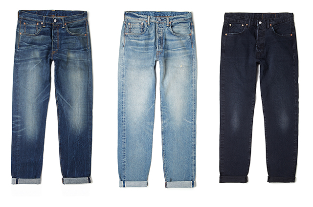 Classic meets cool: introducing the Mr Porter X Levi's collaboration