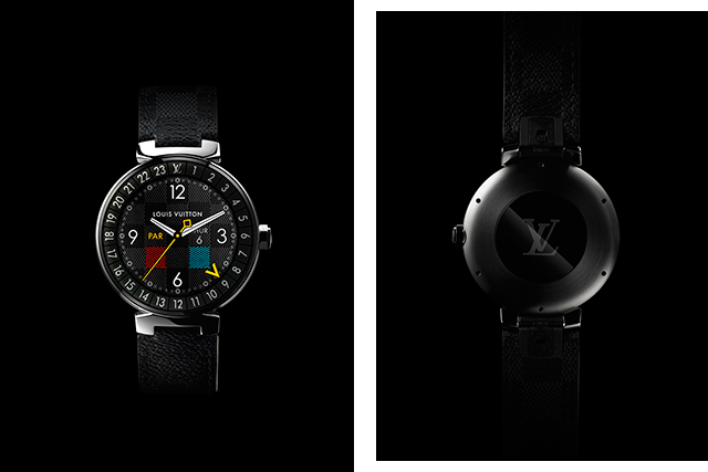 Louis Vuitton get connected with the Tambour Horizon watch (фото 2)