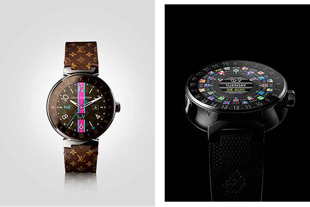 Louis Vuitton get connected with the Tambour Horizon watch (фото 1)