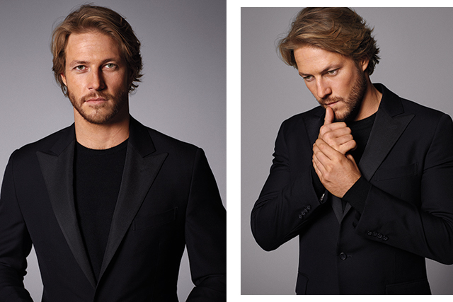 Luke Bracey on fragrance, Hollywood and working with Selena Gomez (фото 6)