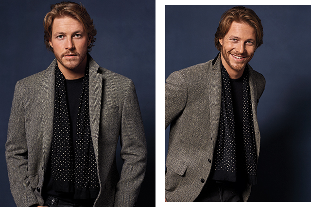 Luke Bracey on fragrance, Hollywood and working with Selena Gomez (фото 3)