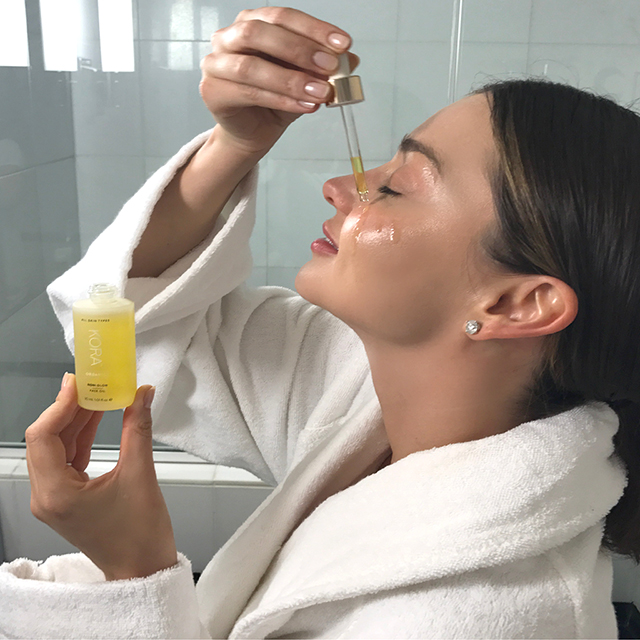 Miranda Kerr spills on Kora Organics' newest additions (фото 5)