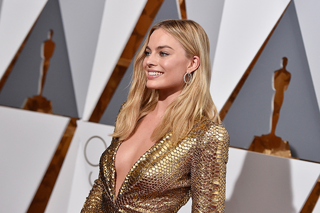 Margot Robbie: from Neighbours girl to Calvin Klein face (фото 1)