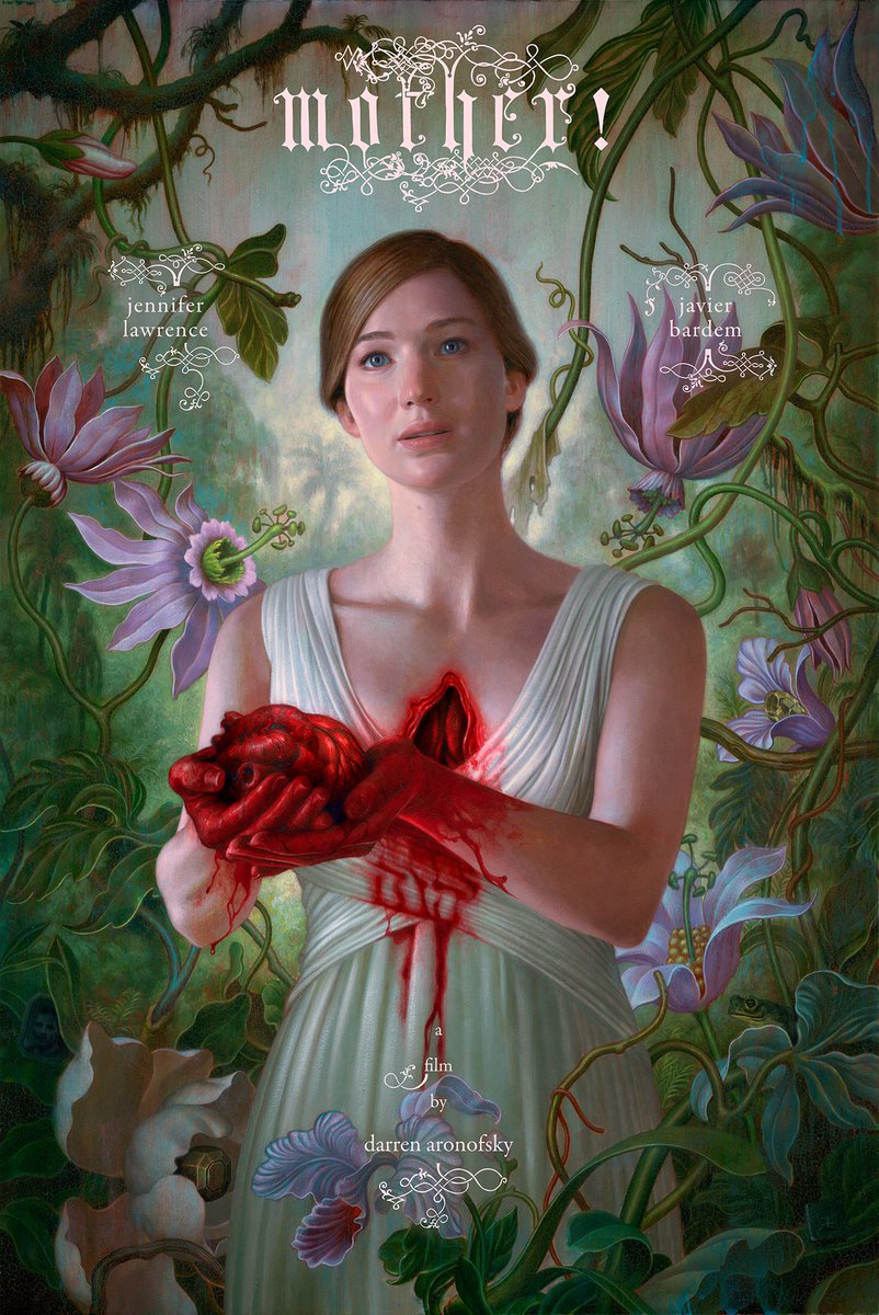 Watch: Jennifer Lawrence in the trailer for upcoming horror film 'Mother!' (фото 1)