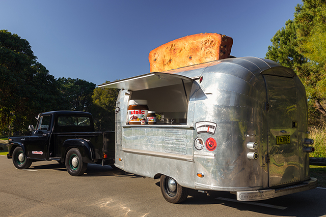 The Nutella Food Truck Is Back Heres How To Get Your Fix