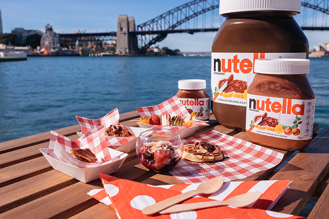 A FREE Nutella food truck is driving through Sydney and Melbourne! (фото 1)