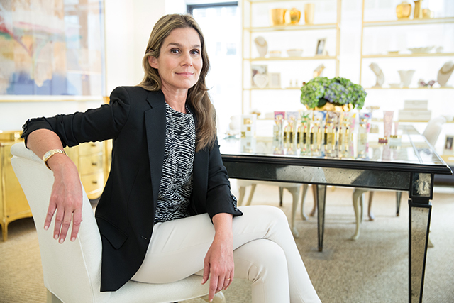 Beauty empress: up close with Aerin Lauder