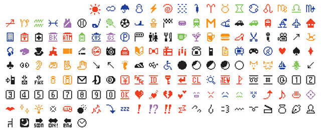 The world's first emojis are going where now?! (фото 1)