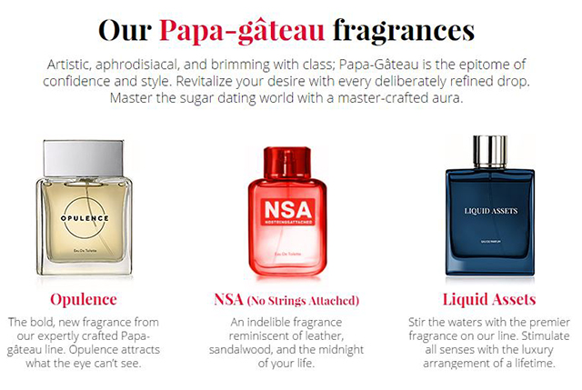 Yes, really: the fragrance range for Sugar Daddies and their Babies (фото 4)