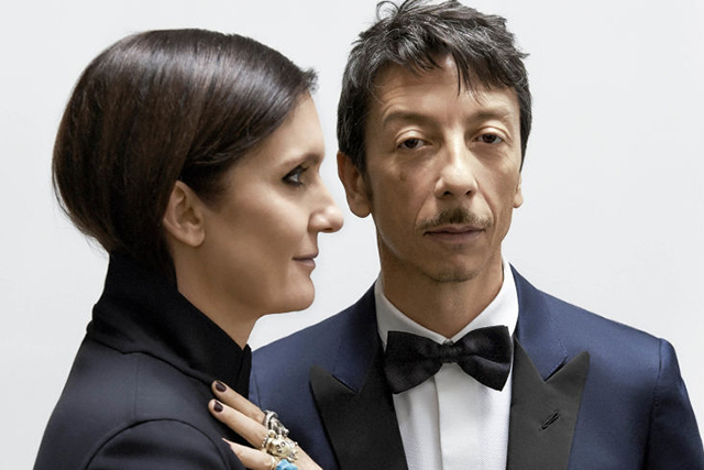 Flying solo: Valentino's Pierpaolo Piccioli opens up (фото 3)