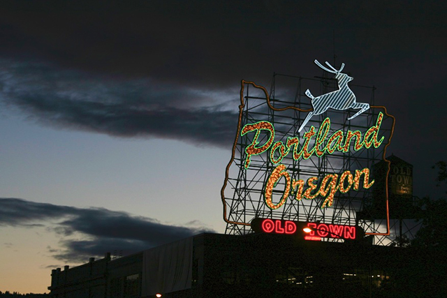 Buro city guide: Portland (фото 1)